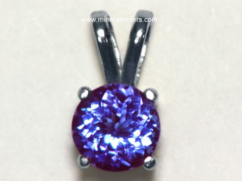 Tanzanite pendants aloadofball Gallery